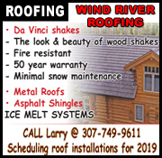 Wind River Roofing