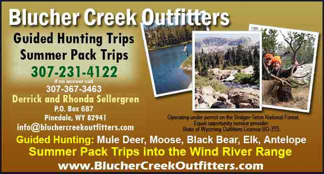 Blucher Creek Outfitters