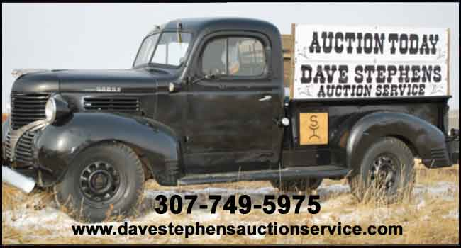 Dave Stephens Auction Service