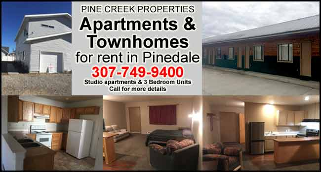 Pine Creek Properties