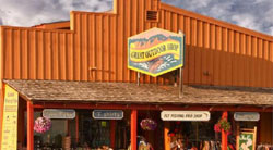 The Great Outdoor Shop in Pinedale.