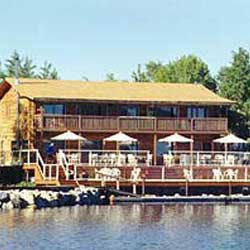 Dine at JM Horn's at Lakeside Lodge