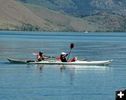 Fremont Lake, Pinedale Online photo