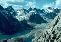 Titcomb Basin, USFS photo